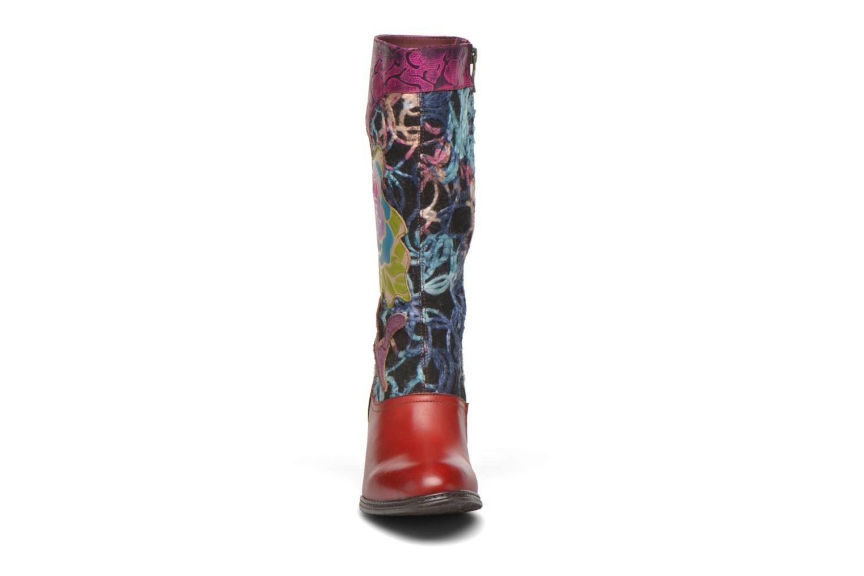 Bottines et boots Laura Vita Anabelle05 Multicolore vue portées chaussures