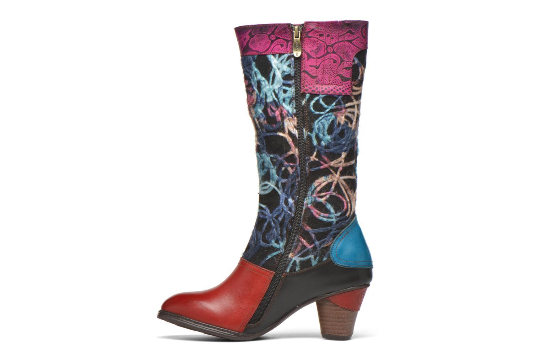 Bottines et boots Laura Vita Anabelle05 Multicolore vue face