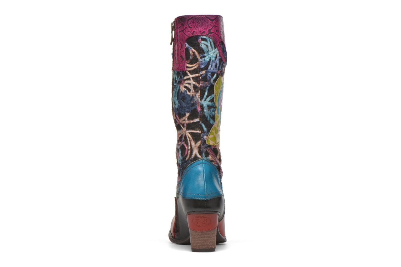 Bottines et boots Laura Vita Anabelle05 Multicolore vue droite