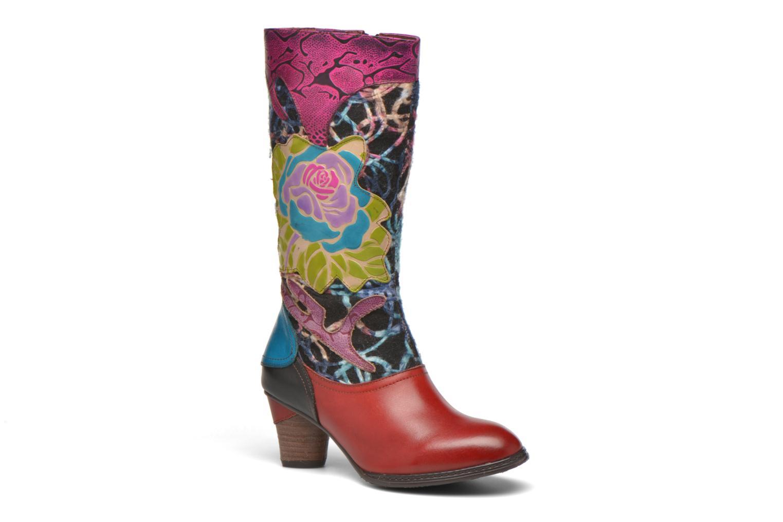 Bottines et boots Laura Vita Anabelle05 Multicolore vue détail/paire