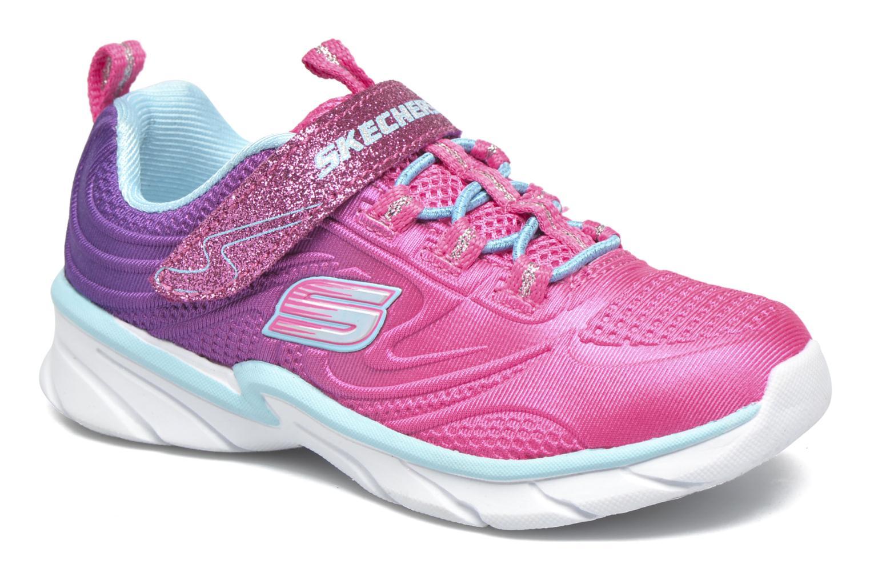 Sneaker Skechers Swirly Girl Shine Vibe rosa detaillierte ansicht/modell