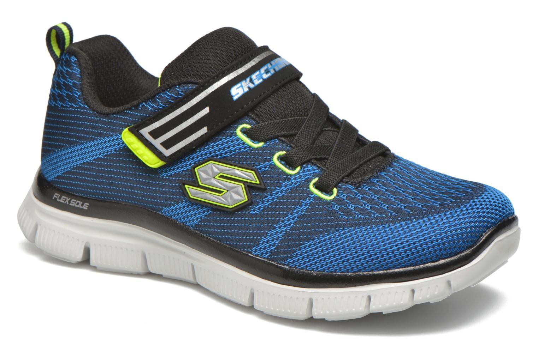 Sneaker Skechers Flex Advantage Master Mind blau detaillierte ansicht/modell