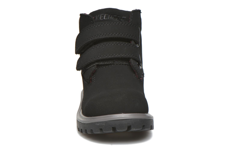 Stiefeletten & Boots Skechers Mecca Brazenly schwarz schuhe getragen