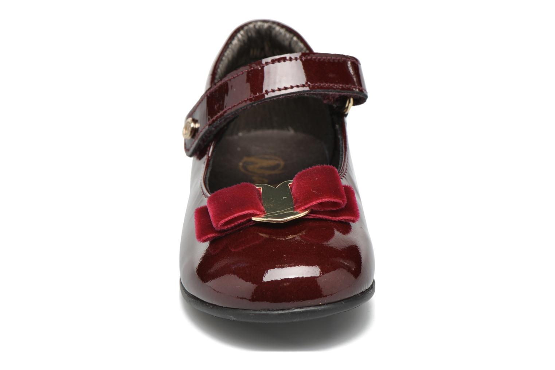 Ballerines Naturino Naturino 4891 Bordeaux vue portées chaussures