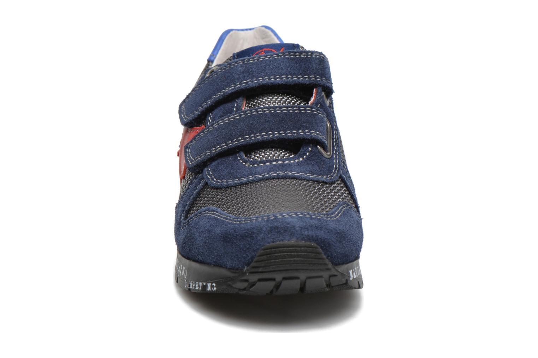 Baskets Naturino Naturino Parker VL Bleu vue portées chaussures