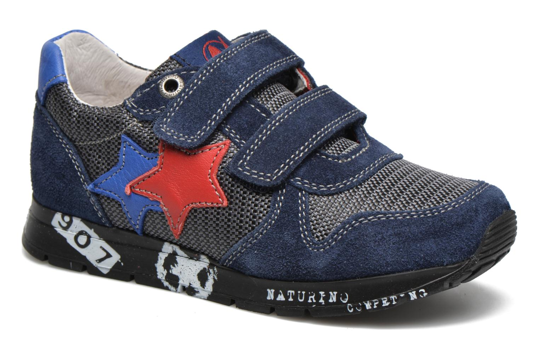 Naturino Parker VL Navy-Azzurro-Rosso