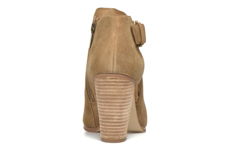 Bottines et boots Michael Michael Kors Adams Bootie Marron vue droite