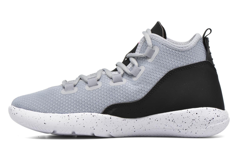 Sneakers Jordan Jordan Reveal Gg Grigio immagine frontale