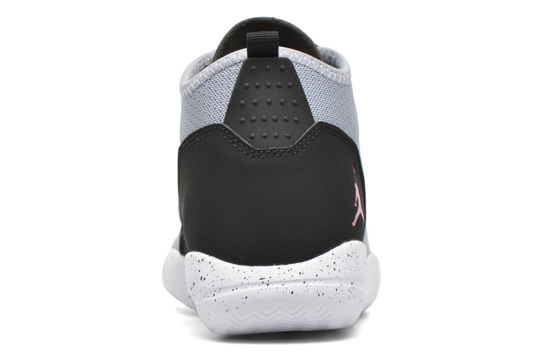 Baskets Jordan Jordan Reveal Gg Gris vue droite