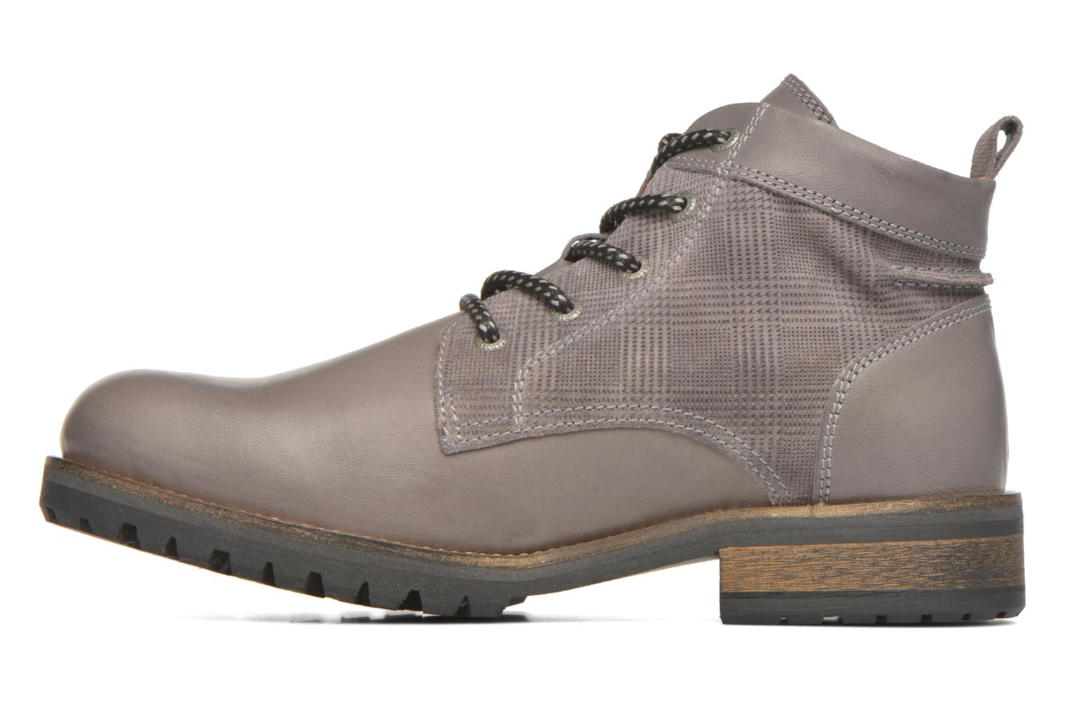 Ankle boots Pataugas Thar/GL Grey front view