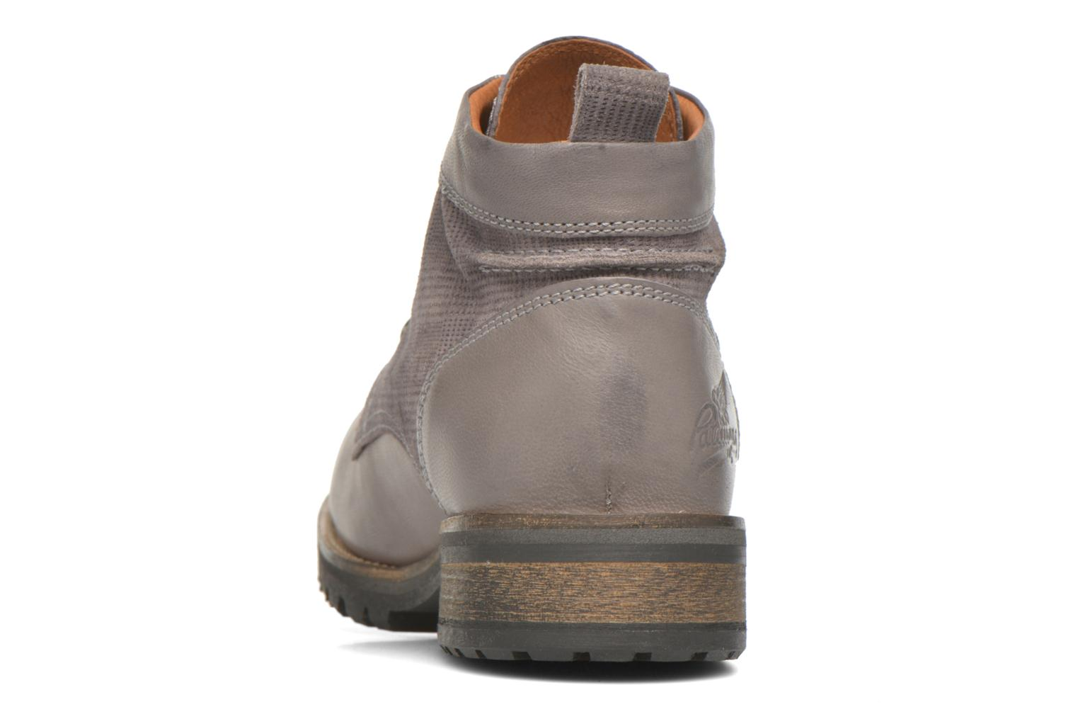 Ankle boots Pataugas Thar/GL Grey view from the right