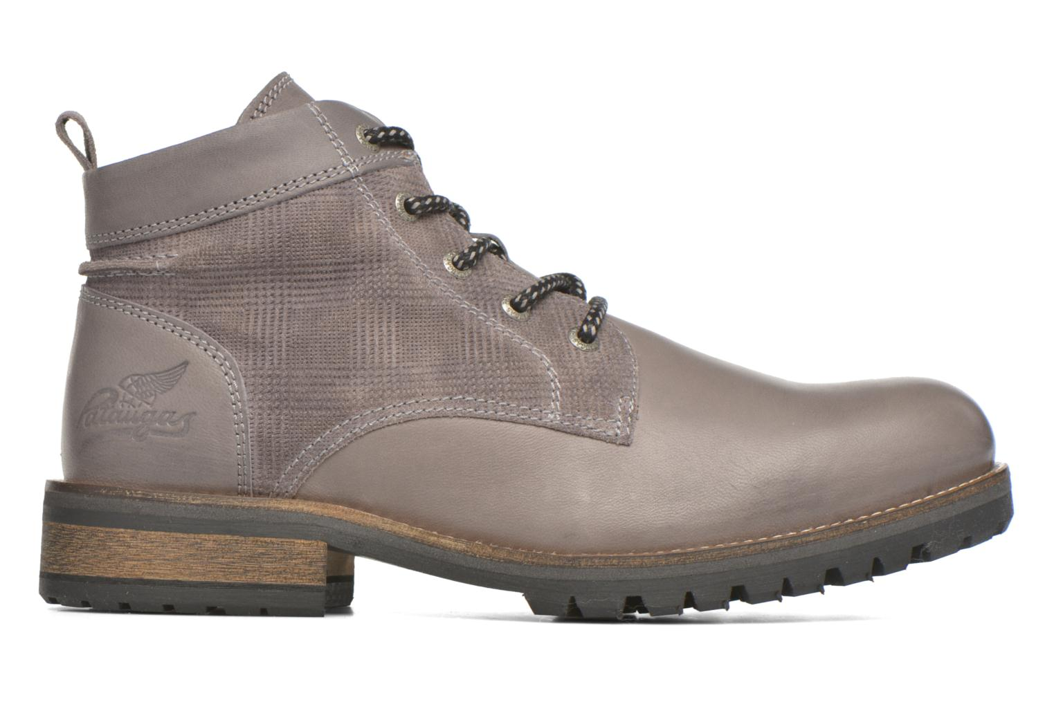 Ankle boots Pataugas Thar/GL Grey back view