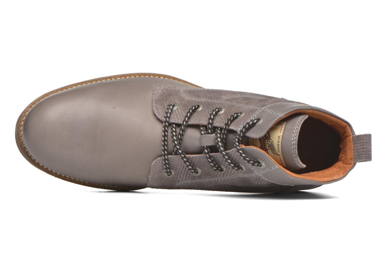 Stiefeletten & Boots Pataugas Thar/GL grau ansicht von links