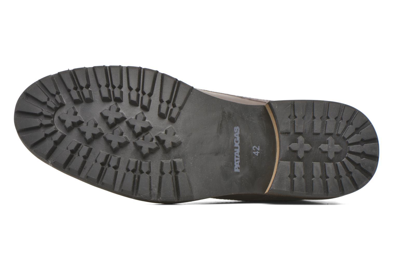 Stiefeletten & Boots Pataugas Thar/GL grau ansicht von oben