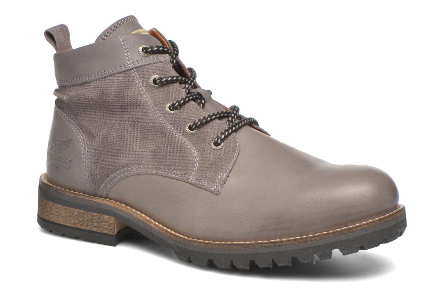 Ankle boots Pataugas Thar/GL Grey detailed view/ Pair view