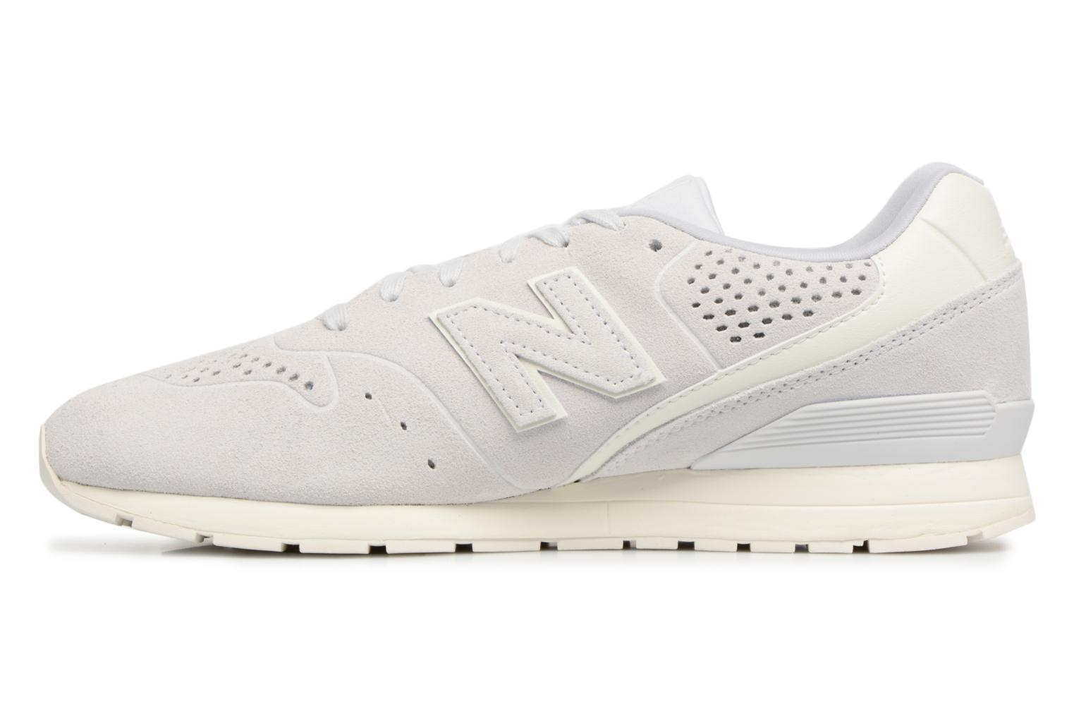 Trainers New Balance MRL996 D Grey front view
