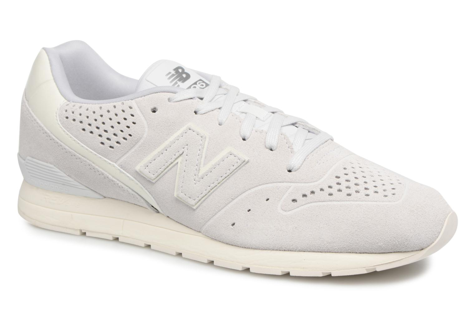 Trainers New Balance MRL996 D Grey detailed view/ Pair view