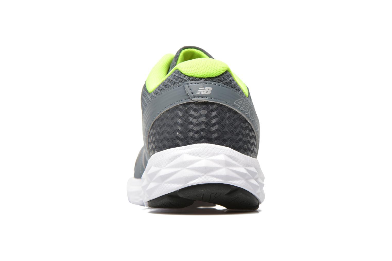 Chaussures de sport New Balance M490 D V3 Gris vue droite