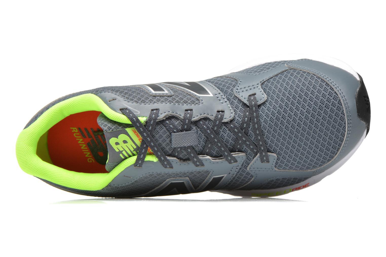 Chaussures de sport New Balance M490 D V3 Gris vue gauche