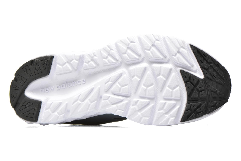 Chaussures de sport New Balance M490 D V3 Gris vue haut