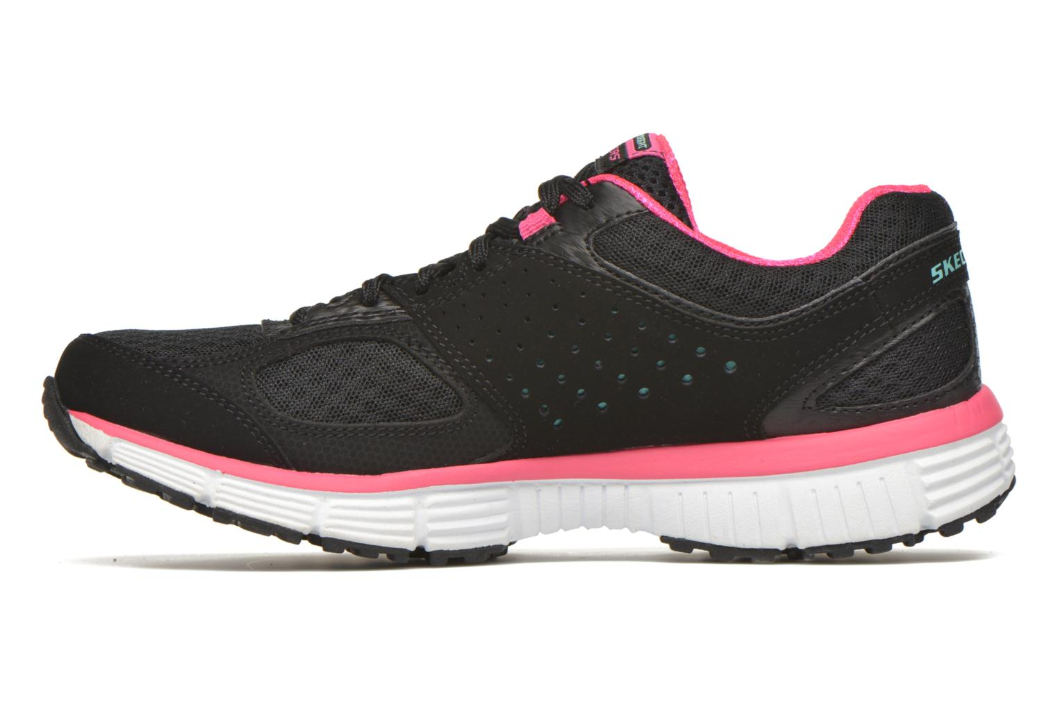 Agility - Perfect FI Black/ Hot Pink