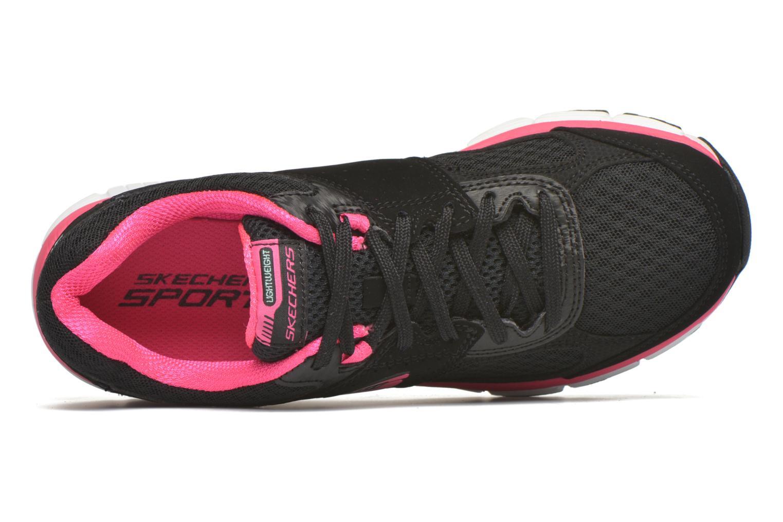 Sneaker Skechers Agility - Perfect FI schwarz ansicht von links