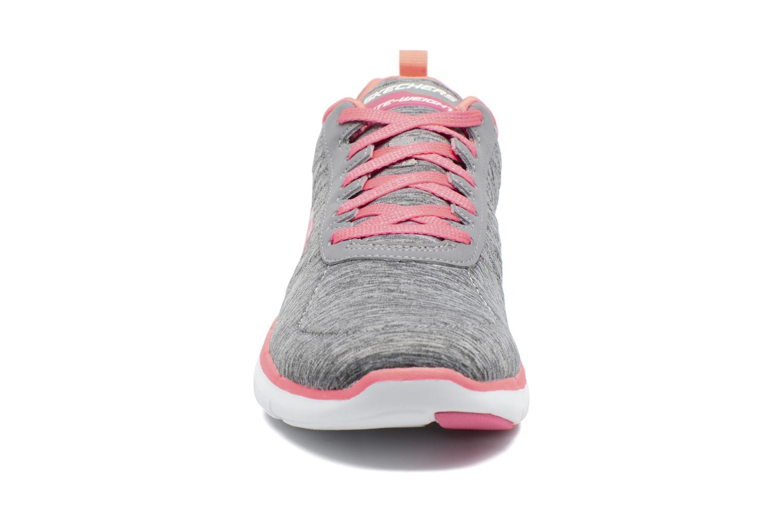 Flex Appeal 2.0 Gray/Neon Coral