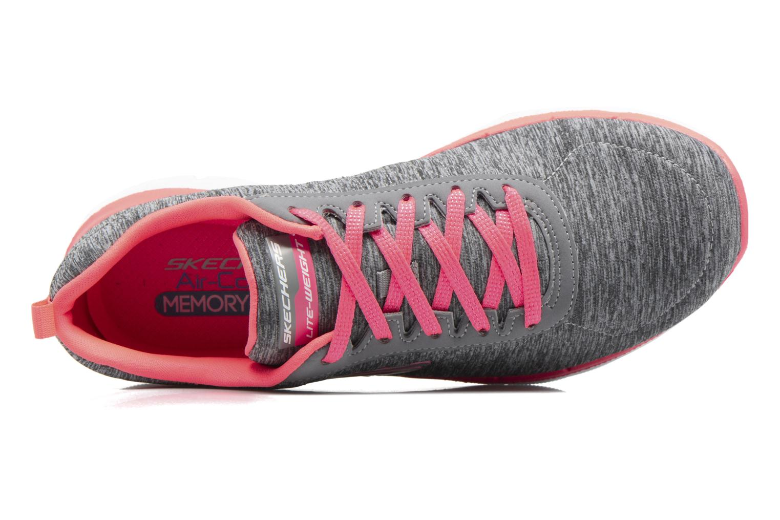 Flex Appeal 2.0 Gray/Neon Coral