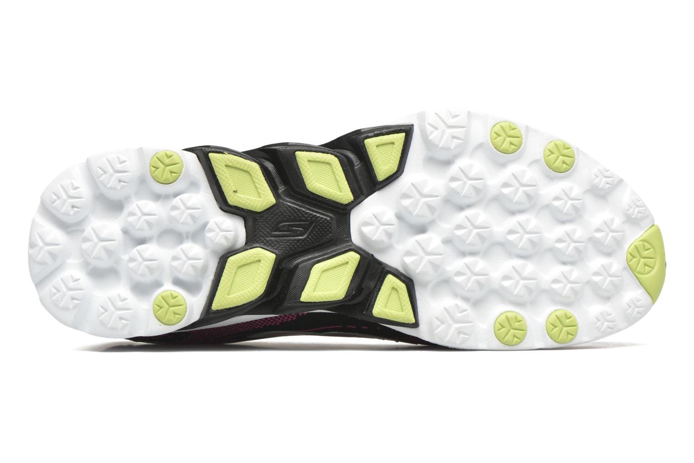 Chaussures de sport Skechers Go Run 4-2016 Rose vue haut