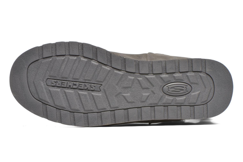 Botas Skechers Keepsakes - Leathere Gris vista de arriba