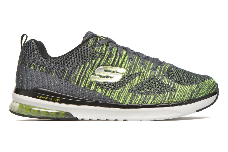 Chaussures de sport Skechers Skech-Air Infinity-R Gris vue derrière