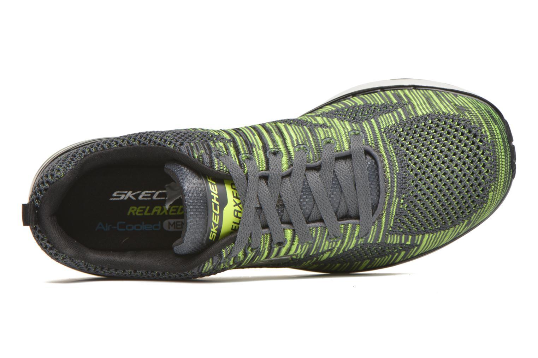 Chaussures de sport Skechers Skech-Air Infinity-R Gris vue gauche