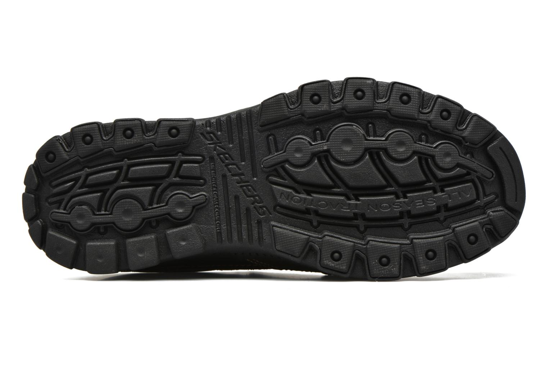 Loafers Skechers Braver- Rayland Brun bild från ovan