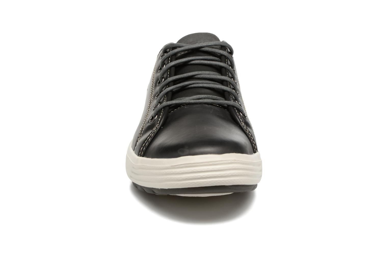 Trainers Skechers Porter- Ressen Black model view