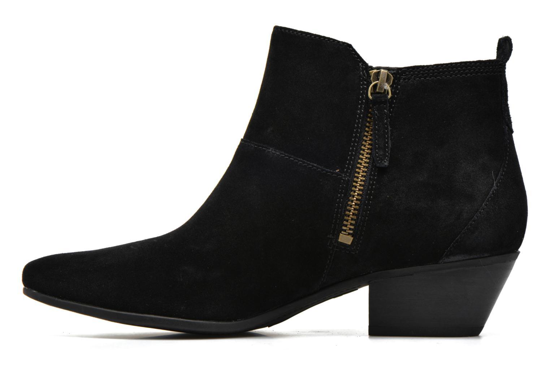 Bottines et boots Timberland Carleton Side Zip Ankle Noir vue face