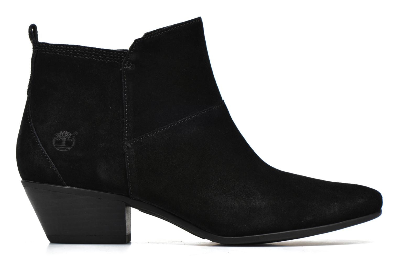 Bottines et boots Timberland Carleton Side Zip Ankle Noir vue derrière
