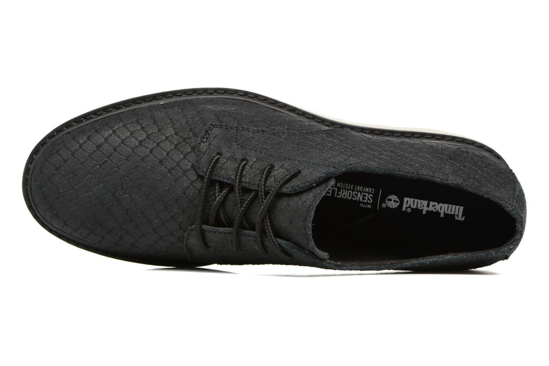 Chaussures à lacets Timberland Kenniston Lace Ox Noir vue gauche