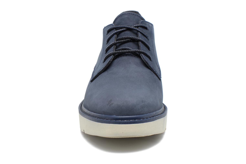 Chaussures à lacets Timberland Kenniston Lace Ox Bleu vue portées chaussures