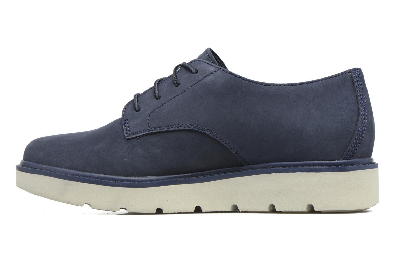 Chaussures à lacets Timberland Kenniston Lace Ox Bleu vue face