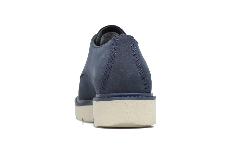 Chaussures à lacets Timberland Kenniston Lace Ox Bleu vue droite