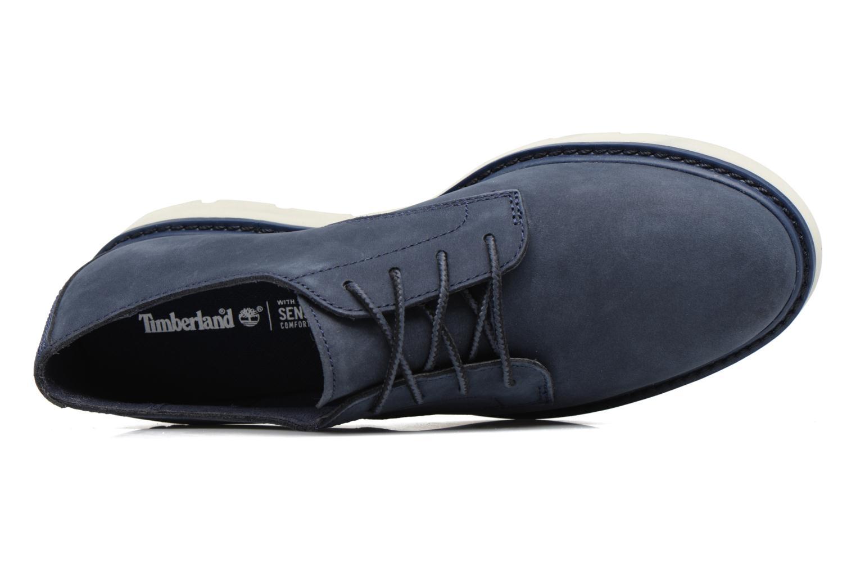 Chaussures à lacets Timberland Kenniston Lace Ox Bleu vue gauche