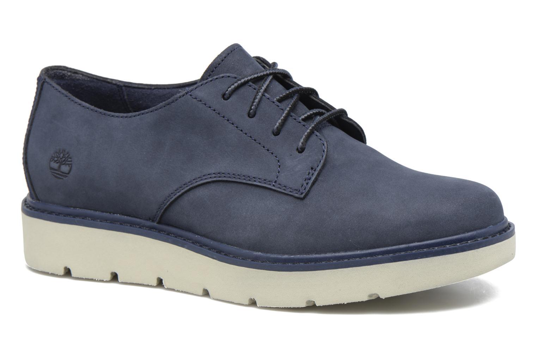 Chaussures à lacets Timberland Kenniston Lace Ox Bleu vue détail/paire