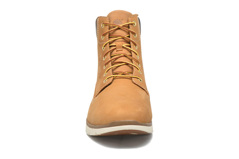 Stiefeletten & Boots Timberland Killington 6 In Boot beige schuhe getragen