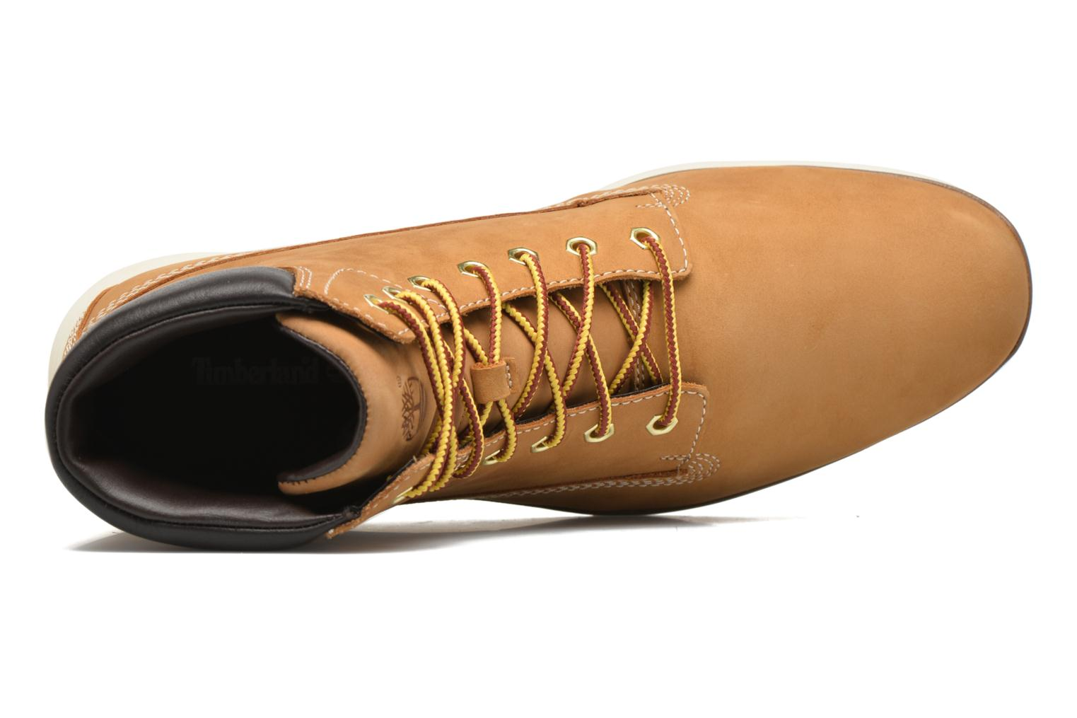 Killington 6 In Boot Wheat Nubuck