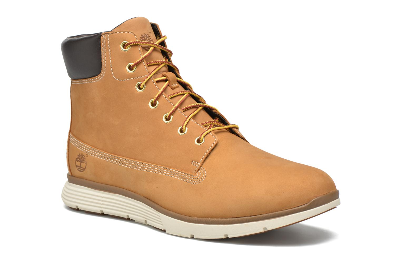 Killington 6 In Boot Wheat Nubuck