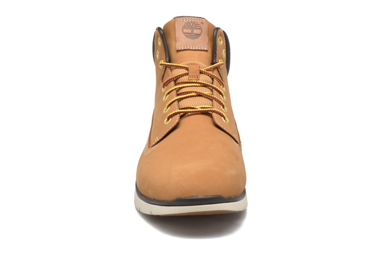 Stiefeletten & Boots Timberland Killington Chukka beige schuhe getragen