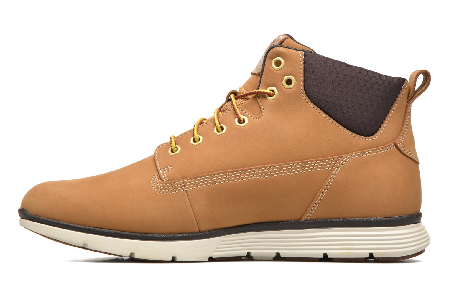 Ankle boots Timberland Killington Chukka Beige front view