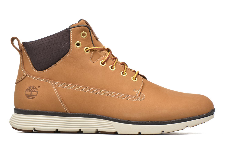 Ankle boots Timberland Killington Chukka Beige back view