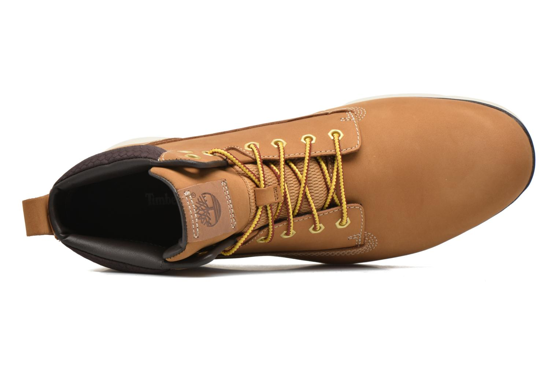 Stiefeletten & Boots Timberland Killington Chukka beige ansicht von links