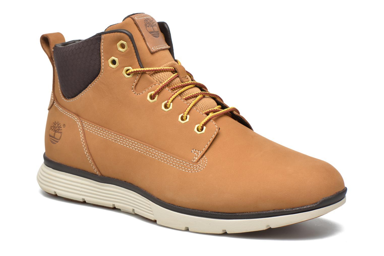 Bottines et boots Timberland Killington Chukka Beige vue détail/paire